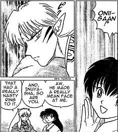Rin and sesshomaru having sex