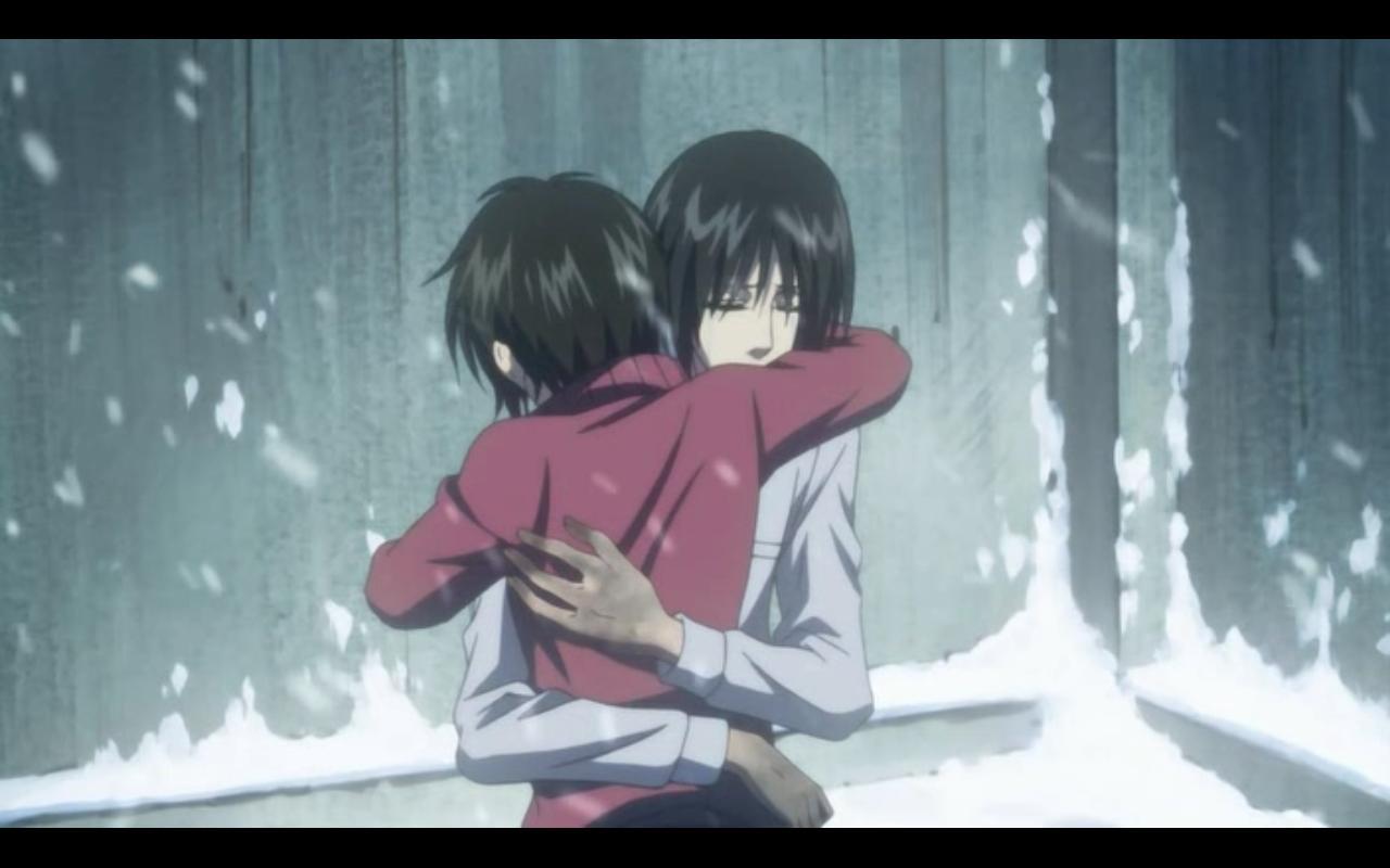 Nabari No Ou Miharu And Yoite image
