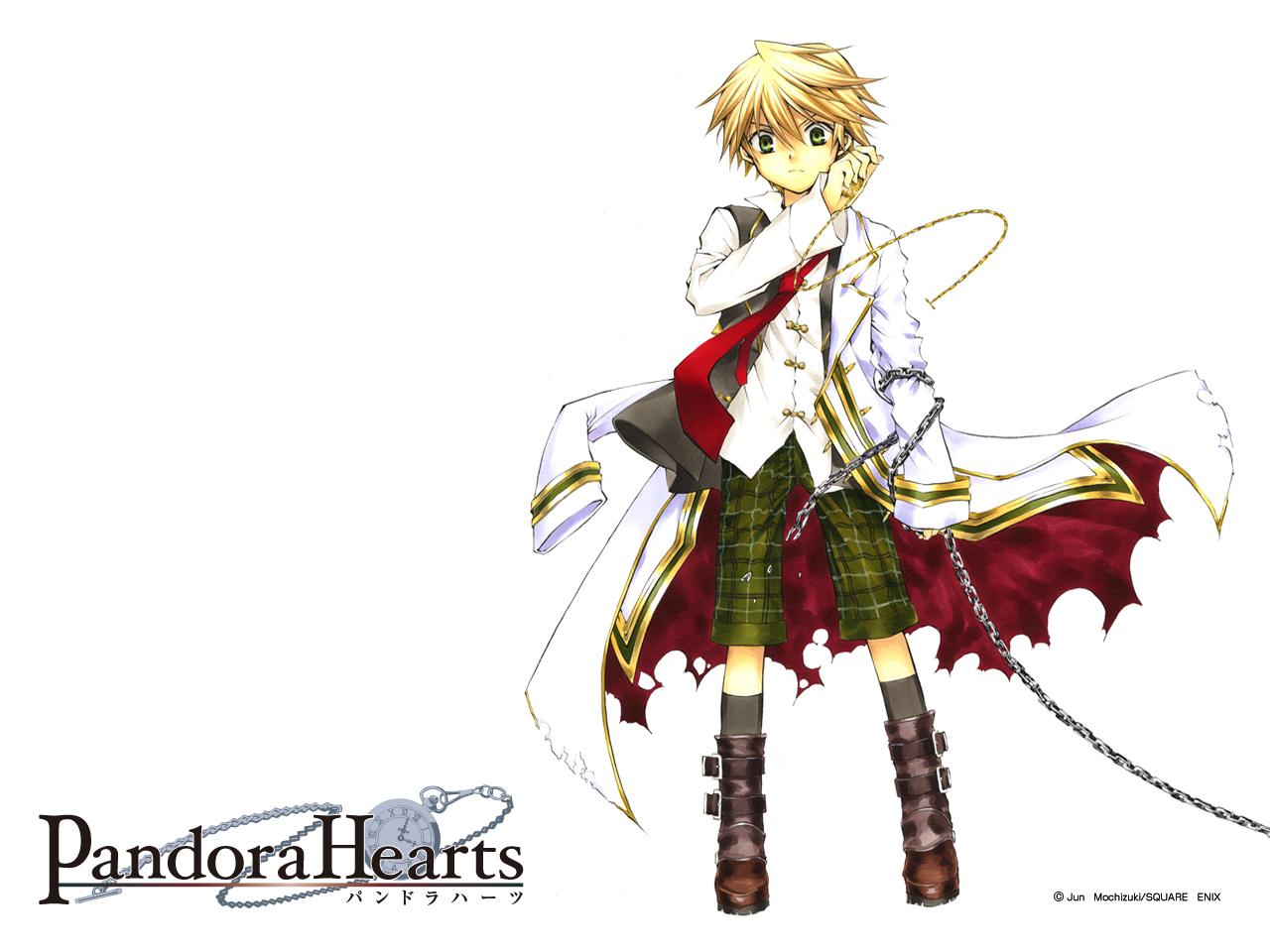 Serien Stream Pandora Hearts