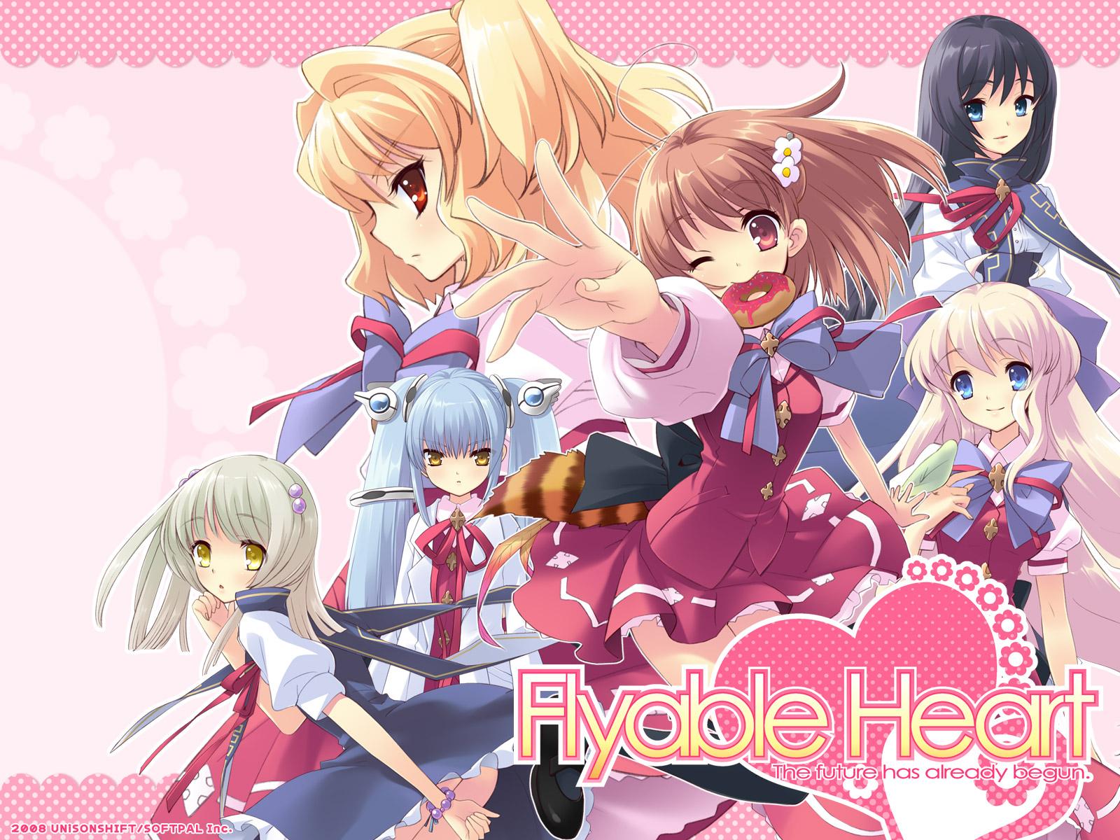 anime flyable